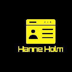 Hanne Holm